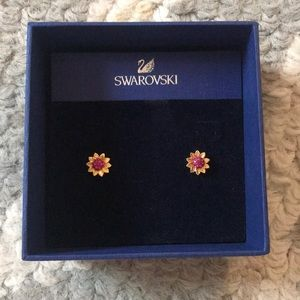 Brand new Swarovski earnings